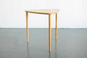 MC Burl Side Table