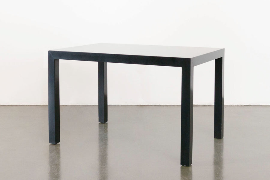 Modern Laquer Table