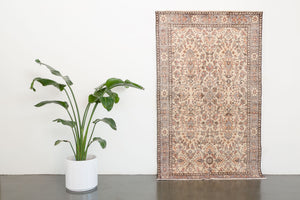 4x6.5 Turkish Rug | GAZEL