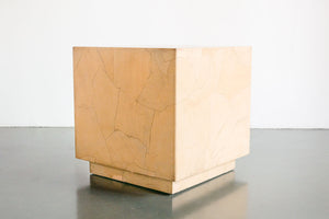 Henredon Cube Display Table
