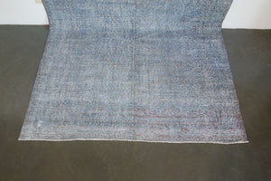 6x11 Turkish Overdyed Rug | ZIYA