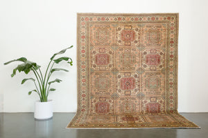 6.5x9.5 Turkish Keisari Rug | SARIHAN