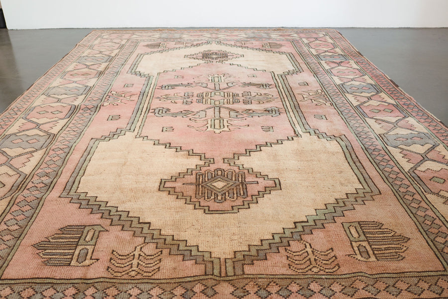 7x10 Turkish Melis Rug | YABAN