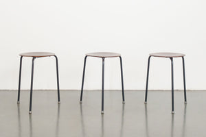 Arne Jacobsen Stacking Stools