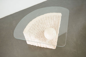 Magnussen Ponte Stone Coffee Table
