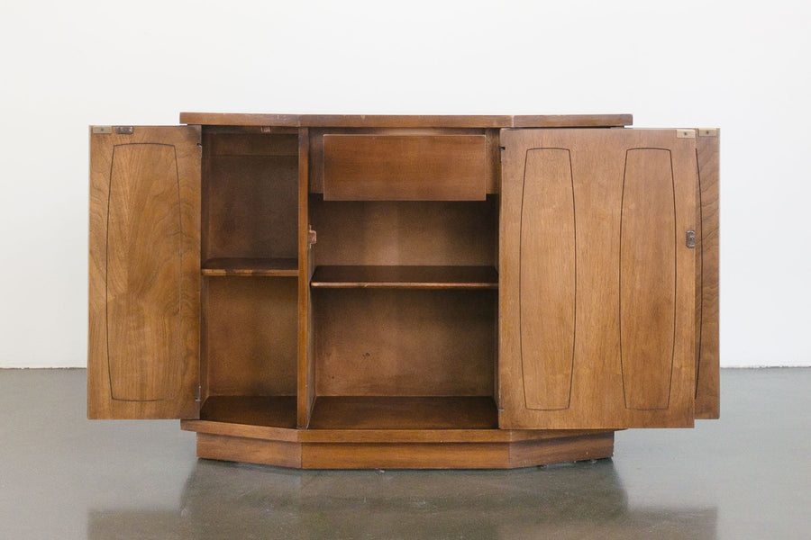 Compact Broyhill Console
