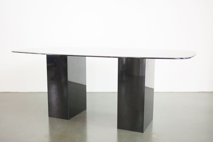 Mod Glass Dining Table