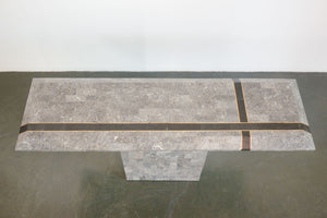 Tessellated Console Table