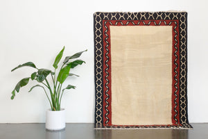 5.5x7.5 Turkish Kilim Rug | BASER