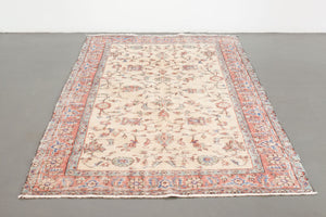3.5x6.5 Turkish Melis Rug | BILGI