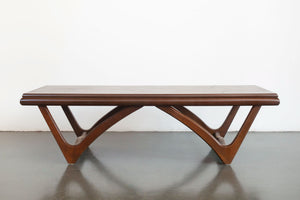 Pearsall Style Coffee Table