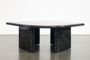 Marbled Lacquer Coffee Table