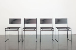 Giandomenico Belotti Spaghetti Chairs