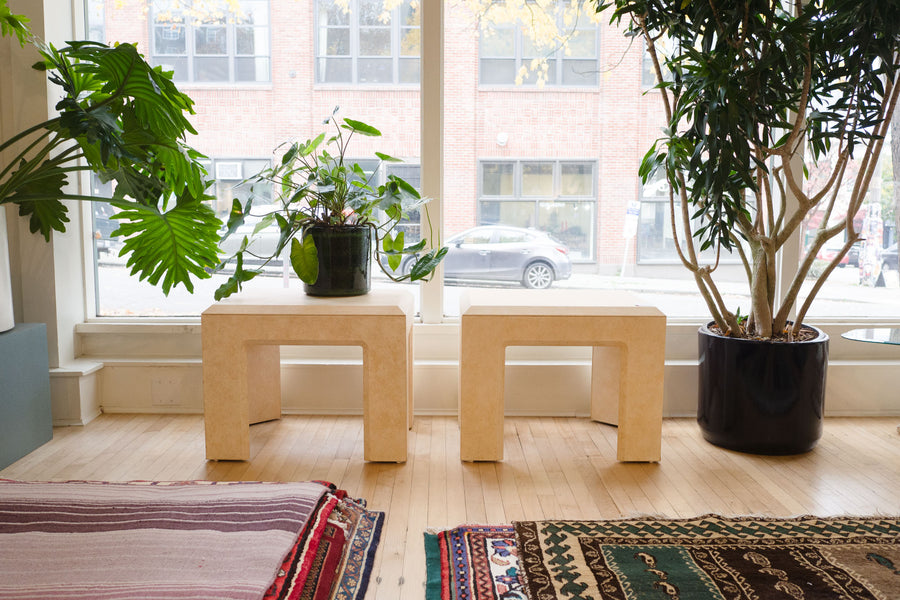 Pair of Lane Side Tables