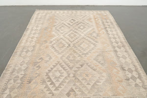 4x6 Turkish Kilim Rug | BEREN
