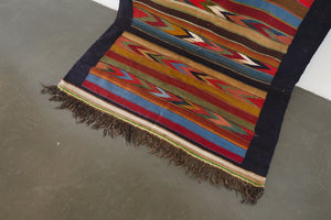 4x8.5 Turkish Kilim Rug | GUNGOR