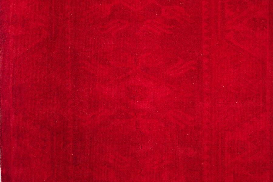 2.5x9 Overdyed Turkish Rug | BAYKARA