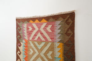 2x3.5 Turkish Kilim Rug | POLAT
