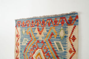 2x3 Turkish Kilim Rug | CEZMI