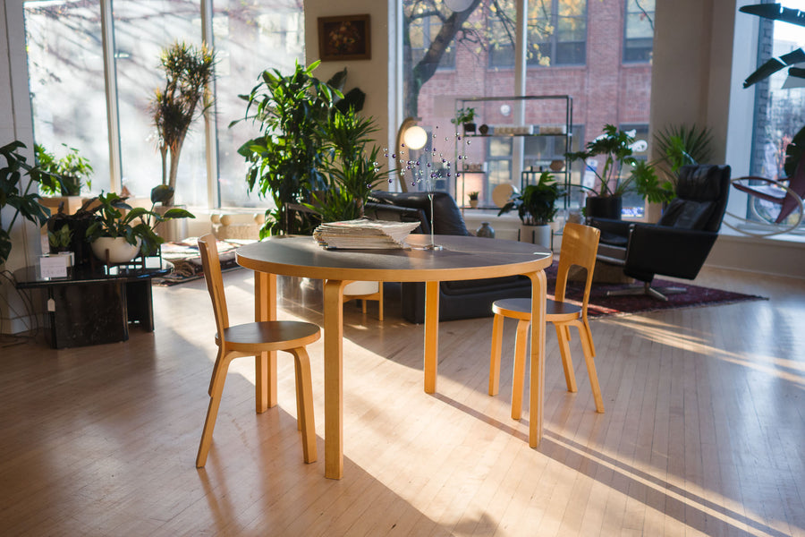 Aalto Two-Piece Dining Table