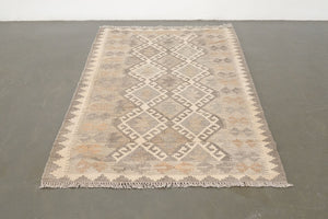 3x5 Turkish Sunwashed Kilim Rug | FATIH