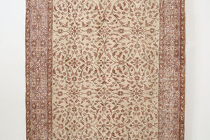4x6.5 Turkish Sunwashed Rug | KEMAL