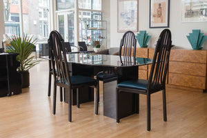 Italian Dining Chair Set