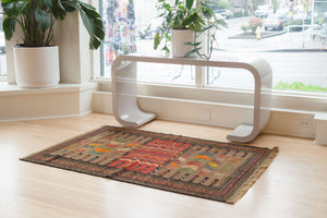 4x6 Turkish Kilim Rug | CAKIR