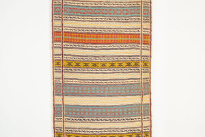 2.5x6.5 Turkish Kilim Runner Rug | FEYZI