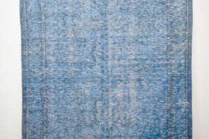 6x9 Turkish Overdyed Rug | ILTER