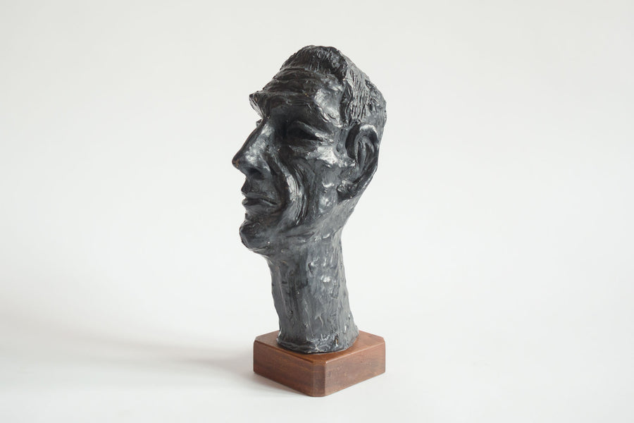 Male Bust Sculpture
