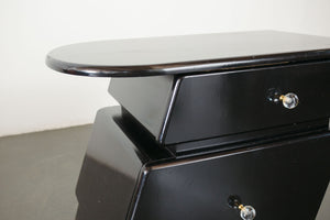 Mod Slanted Side Table
