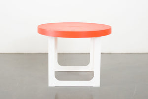 'Table For The 70s' Side Table