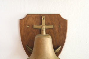 Mounted Nautical Bell