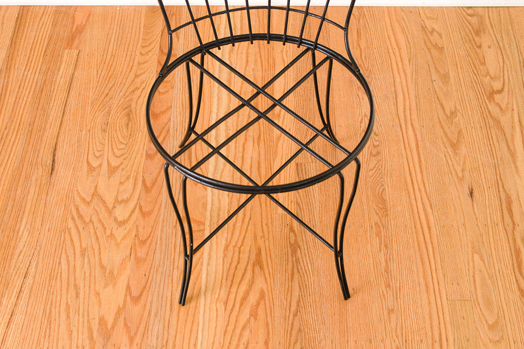 MCM Hairpin Chairs