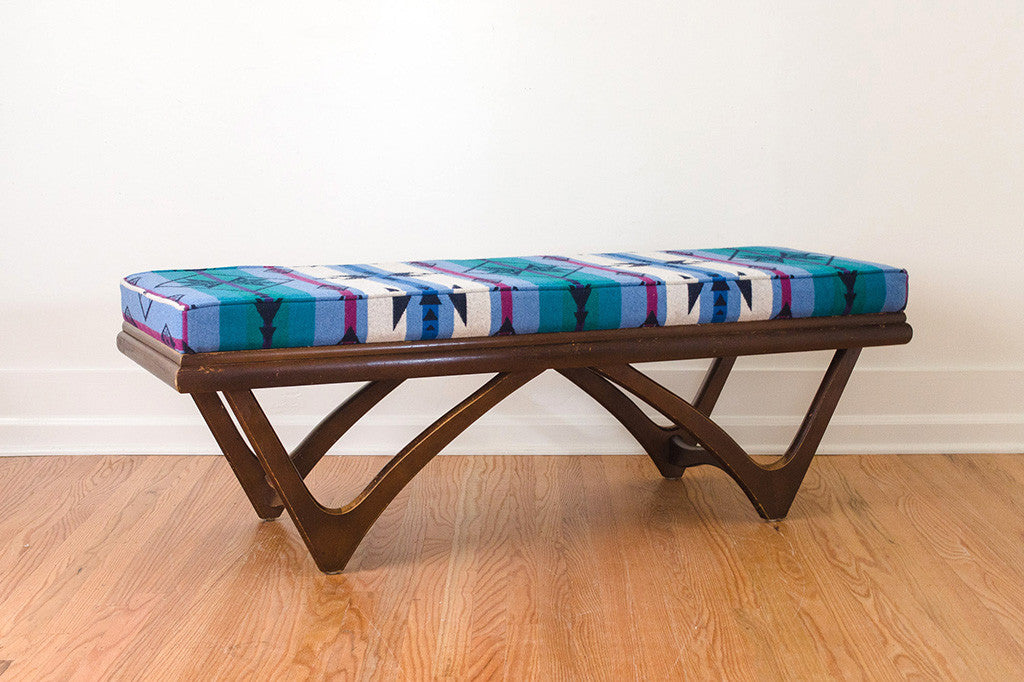 Pearsall Pendleton Bench 07