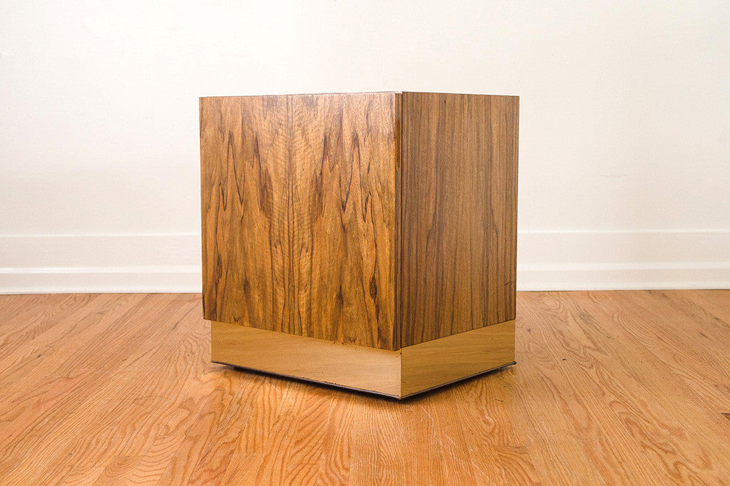 Milo Baughman Side Tables
