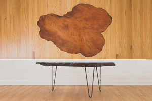 MCM Slab Coffee Table