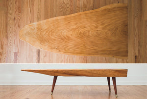 MC Live Edge Table
