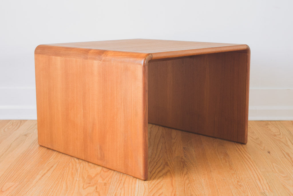 Danish Teak Table