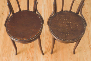 Viennese Bentwood Chairs