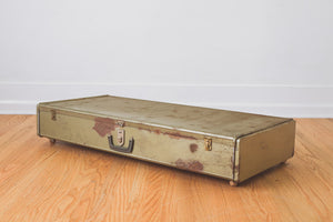 Low Profile Gold Trunk