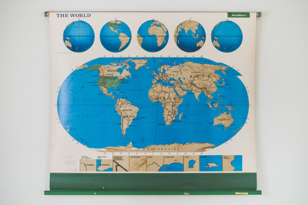 Schoolhouse world map homestead seattle schoolhouse world map gumiabroncs Gallery