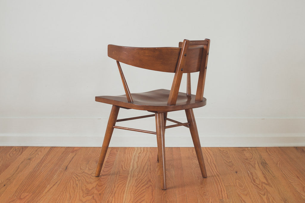MCM Russel Wright Chairs