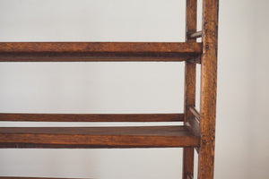Antique Bread Rack Shelf