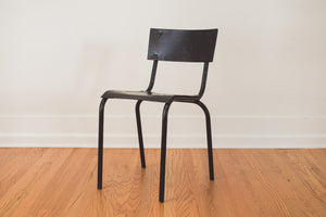 Industrial French Dining Chairs