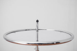 Chrome & Glass Table