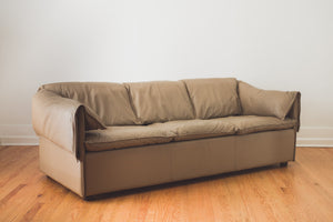 MC Leather Lotus Sofa