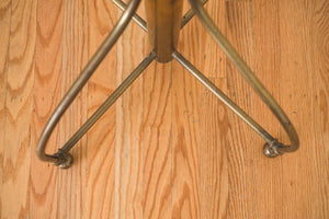 Brass Coat Rack