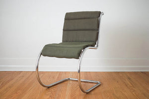 Canvas & Chrome Chair